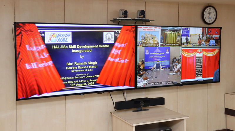 HAL-IISc Skill Development Centre