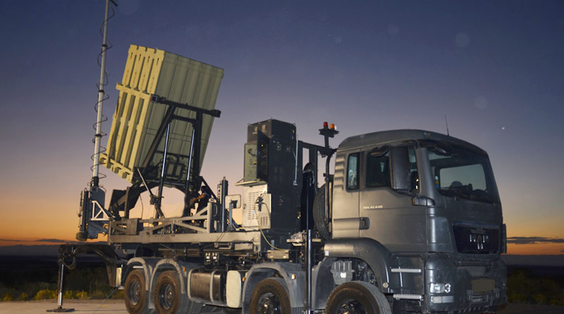Raytheon and Rafael Team Up To Establish Iron Dome Weapon System Facility
