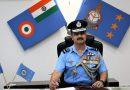 Air Marshal V.R. Chaudhari Assumes Command of Western Air Command