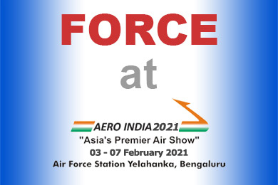 Aero India 2021 on track. FORCE will take place as scheduled from Feb 3-7 in Bengaluru
