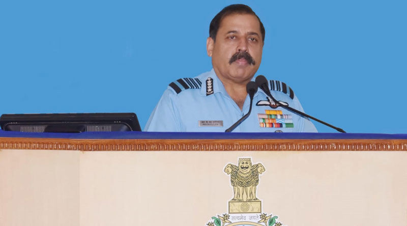 Chief of Air Staff Visits CAW; Interacts with Officers