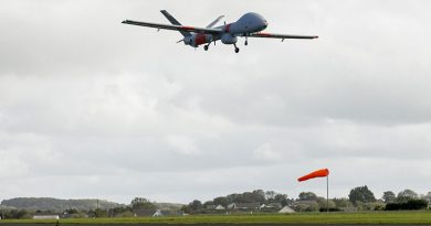 Hermes 900 UAS Successfully Tested for the MCA