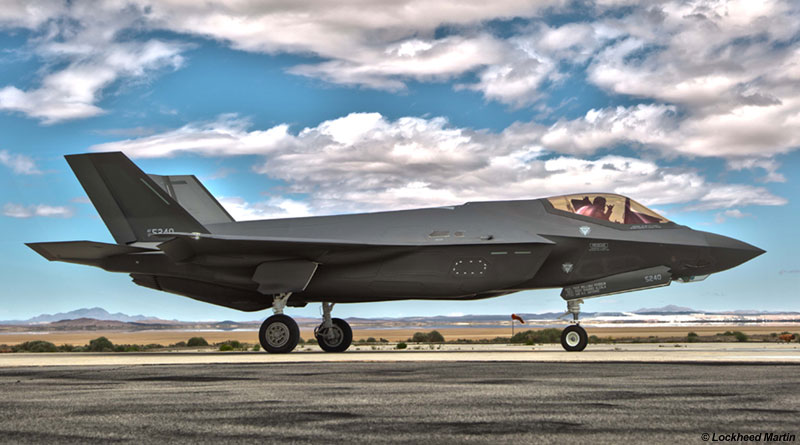 Elbit Systems Awarded Contract by Lockheed Martin for Additional Complex Composite Aircraft