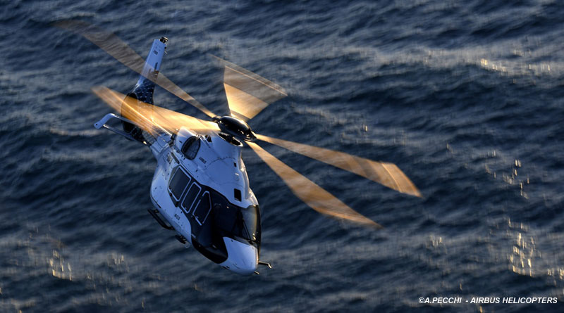 Safran's Euroflir 410 Chosen for French Navy's H160 Helicopters