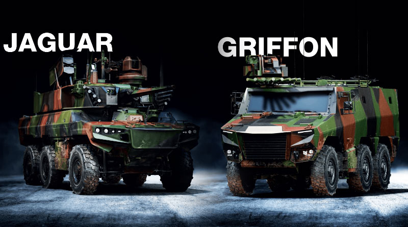 Jaguar and Griffon Engines to be Part of the French Scorpion Program