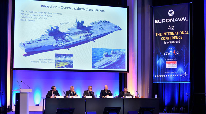 EURONAVAL to Take Place in Paris in October