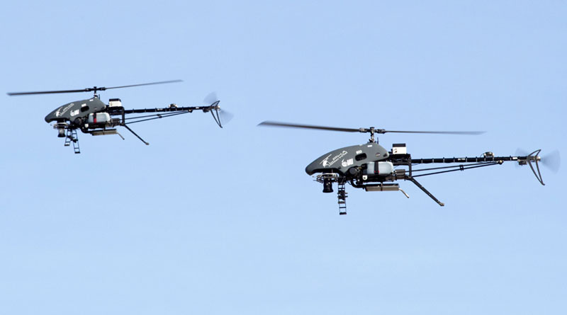 IAI Develops 'Multiflyer' for Non-Military Tasks