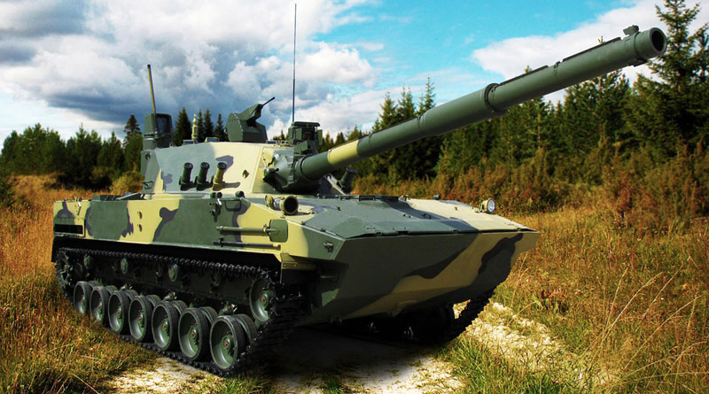 Global Demand for Russian Armoured Vehicles Remains Steady