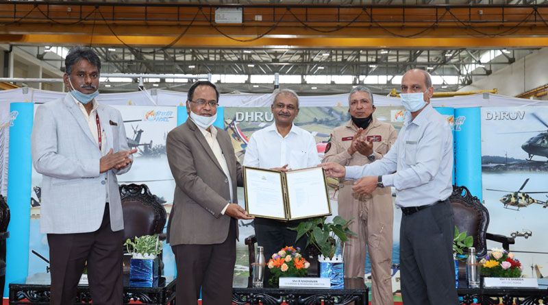 HAL Rolls Out 300th ALH-Dhruv