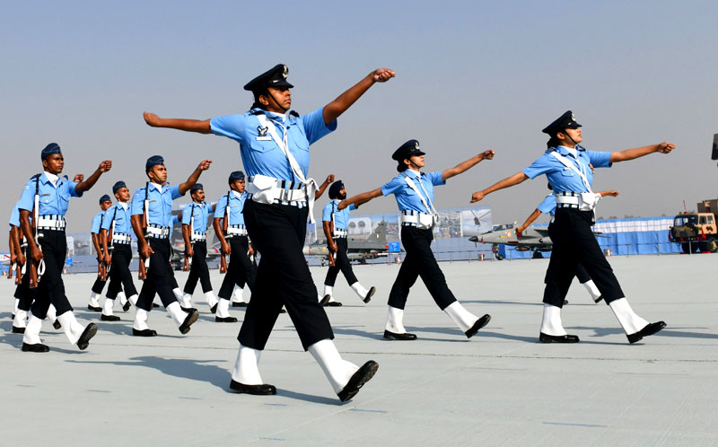 Indian Air Force Celebrates its 88th Anniversary