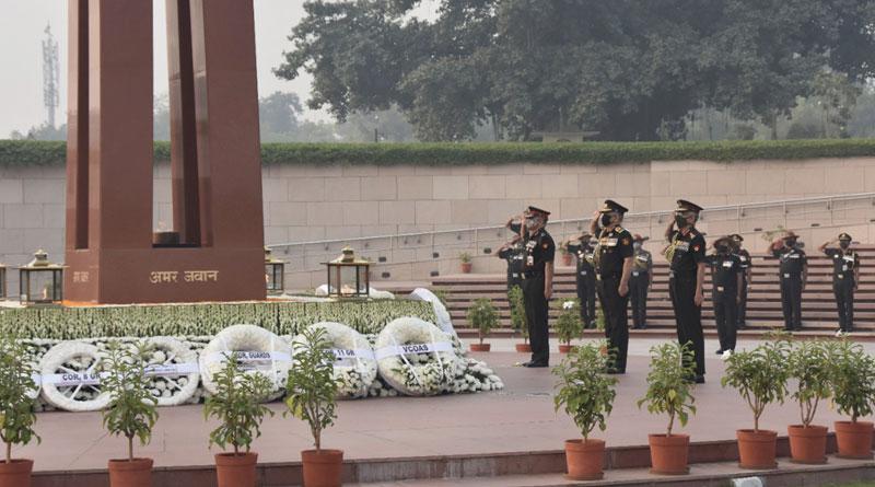 Indian Army Celebrates Infantry Day