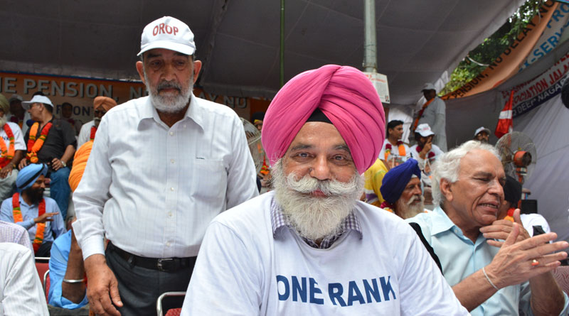 Indian Army Ensures Medicare to Veterans