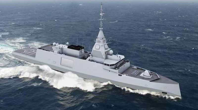 Thales Launches Fixed-Panel Friend-Foe Identification System for the French Navy's Future Frigates