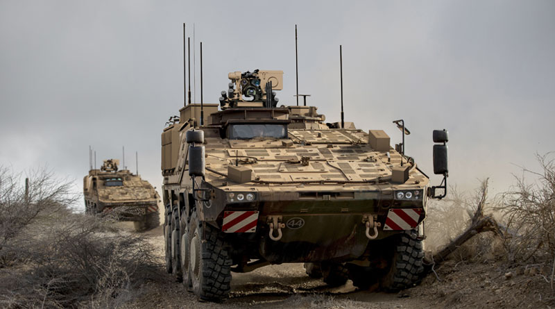 KMW Signs Contracts for Manufacture of the Boxer Mechanised Infantry Vehicles for British Army