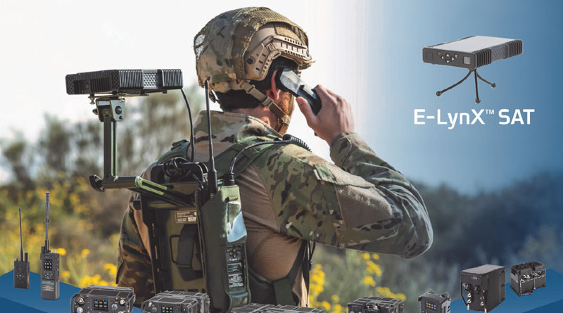 Elbit Systems Launches E-LynX-Sat