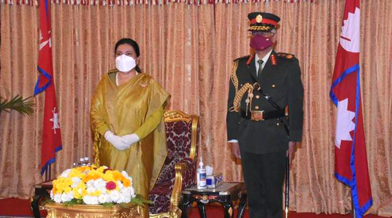 This visit stands crucial between India and Nepal given the recent tensions that had propped up between the two countries