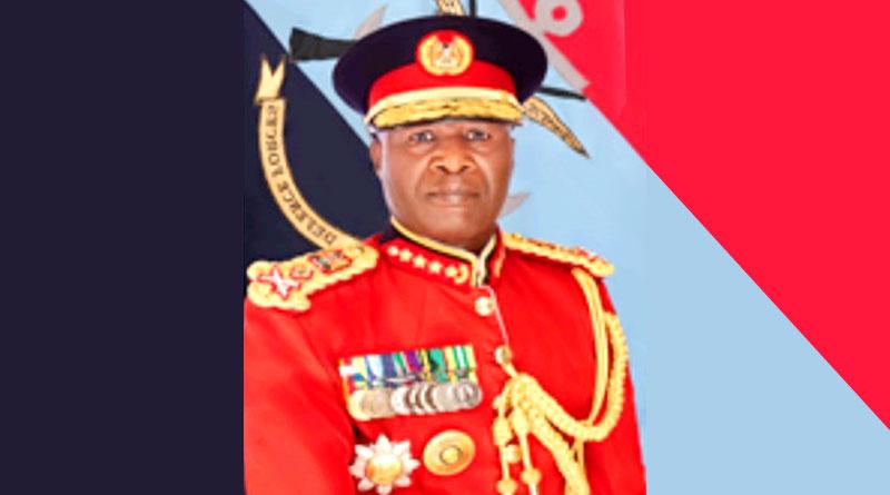 General Robert Kibochi
