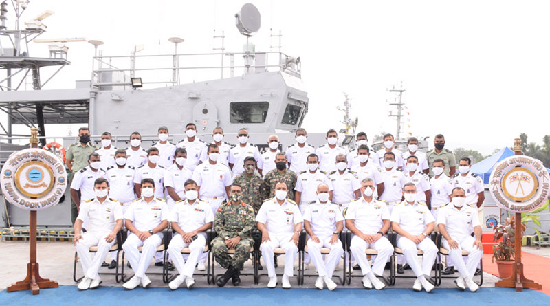 Indian Navy Completes Refit of Maldivian Ship CGS Huravee