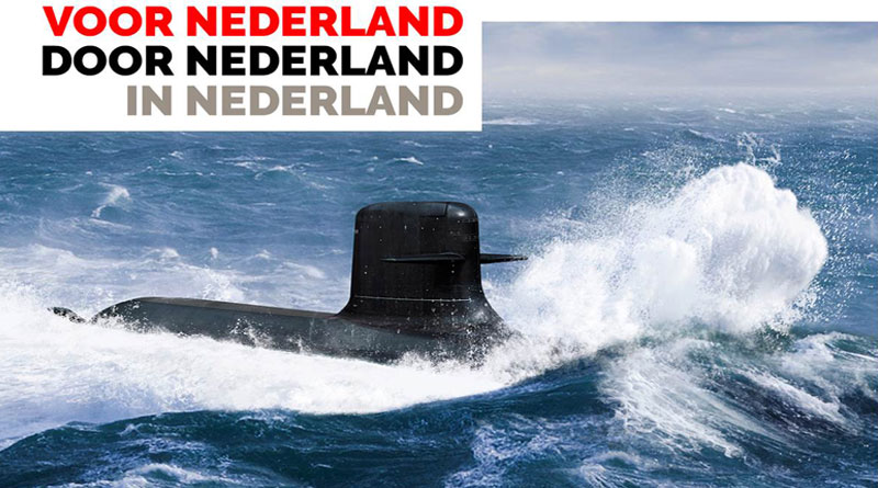 Naval Group Enters Into R&D Partnership with Dutch Industry and Knowledge Centre