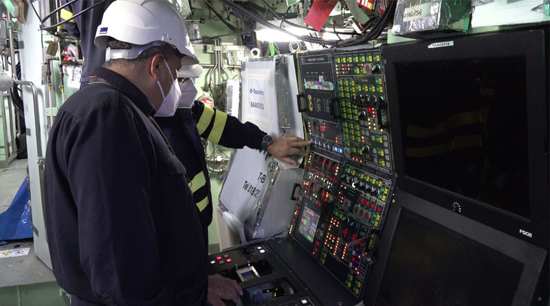 Navantia Shipyard Passes first Safety Milestone of the S-81 Submarine