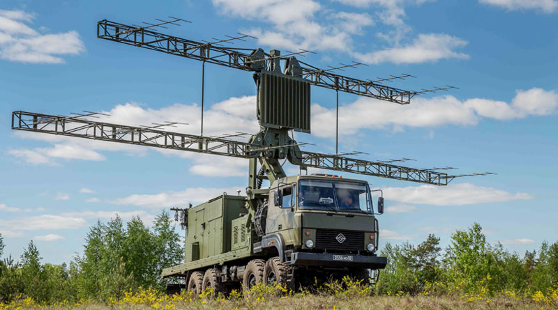 Rosoboronexport Comes Up with Mobile Radar to Detect Stealth Aircraft