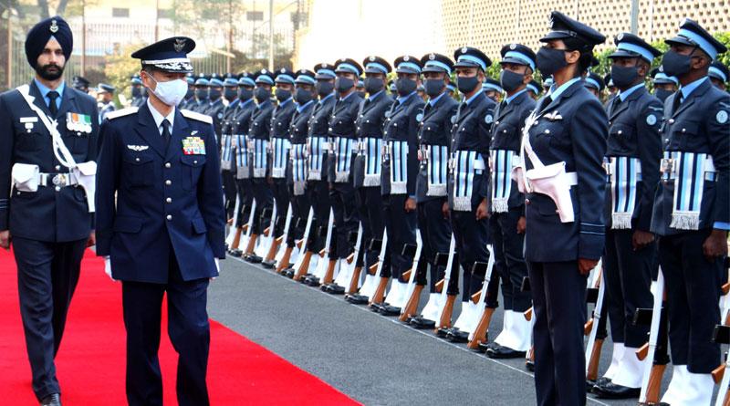 CoS-JASDF General Shunji Visits India