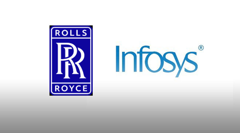 Rolls-Royce and Infosys to be Strategic Partners for Aerospace Engineering