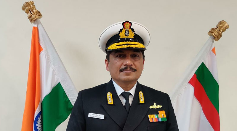 Vice Admiral Naithani Assumes Charge as the Controller Warship Production And Acquisition