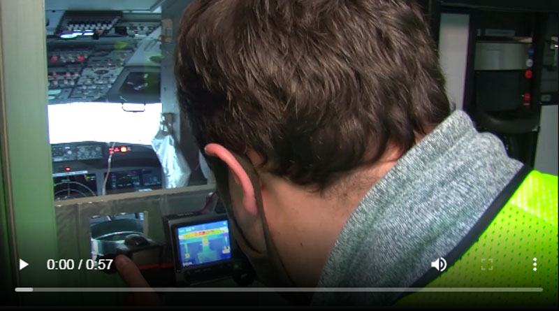 Thermal Disinfection Could be the Answer Against Covid19 in Flight Decks
