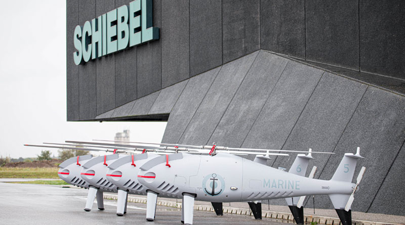 Schiebel to Provide Four Additional Camcopter S-100 for the French Navy