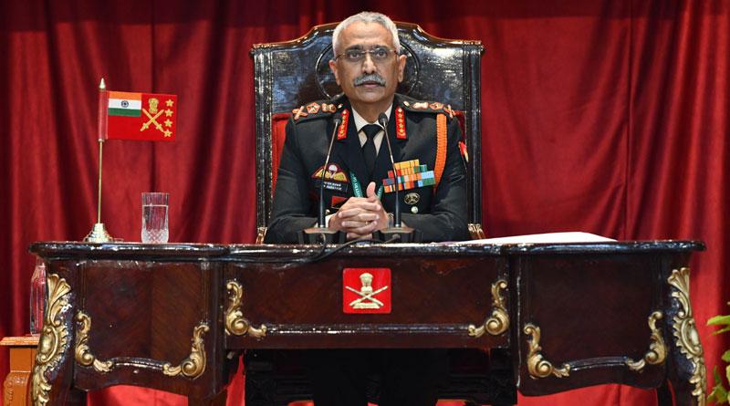 Mutual and Equal Security: Gen. Naravane