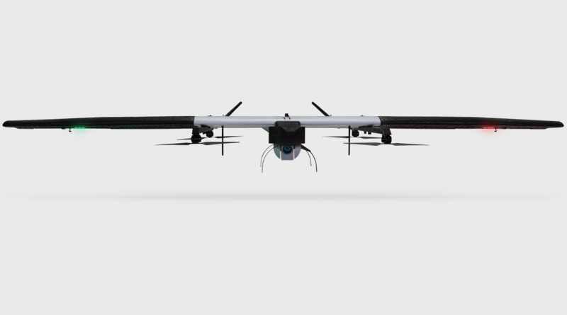Indian Signs Contract with ideaForge to procure SWITCH UAV