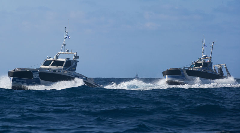 Elbit Systems to Supply Seagull USVs to a Navy of a Country in the Asia-Pacific