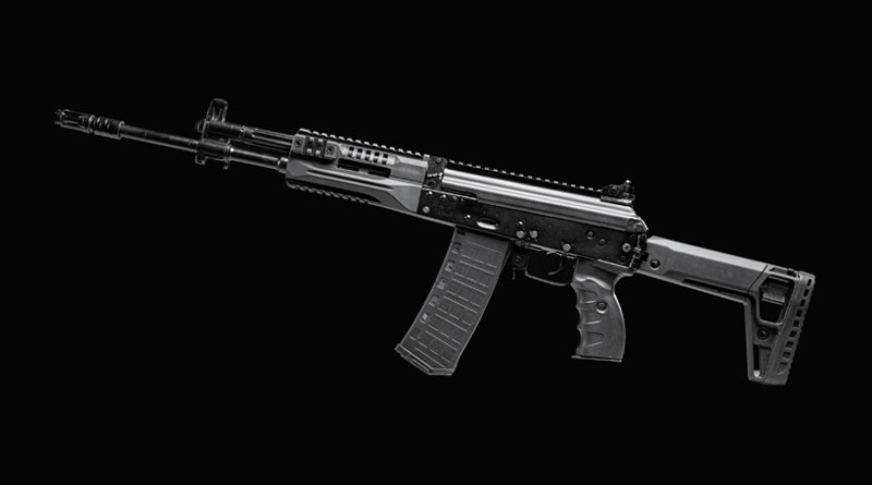 Kalashnikov to Present AK-19 Assault Rifle at IDEX-2021