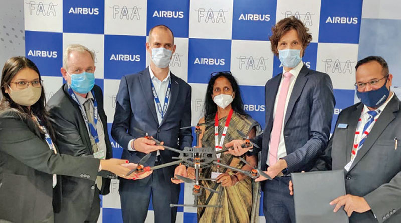 Airbus and Flytech to Train Drone Pilots in India