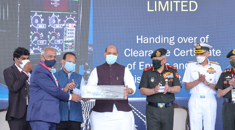 HAL's LUH (Army Variant) Receives IOC