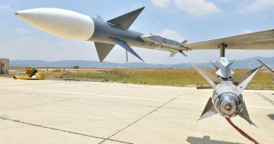 Rafael Completes the Development of the I-Derby ER Air-to-Air Missile