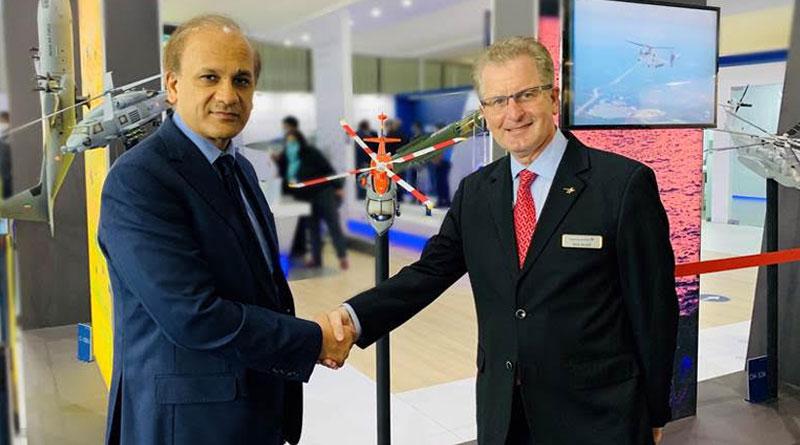 Lockheed Martin, TASL Join Hands for Navy's NUH Programme