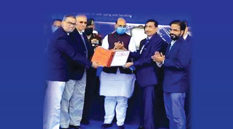 DRDO Hands Over Licensing Technology to Godrej & Boyce for MML SP