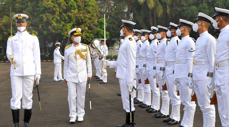 Rear Admiral Atul Anand Takes Over as FOMA