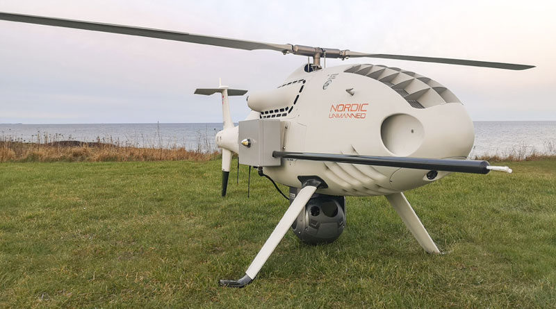 Nordic Unmanned Acquires Two Camcopter S-100 UAS