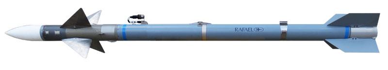 I-Derby ER Air-to-Air Missile