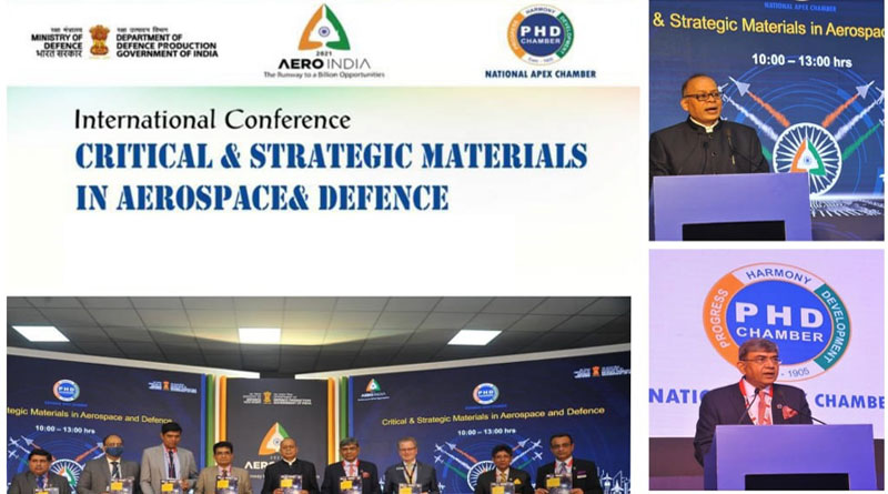 MSMEs to Aerospace & Defence Manufacturing to double in the next five years: Dr. Ajay Kumar, Defence Secretary, Government of India