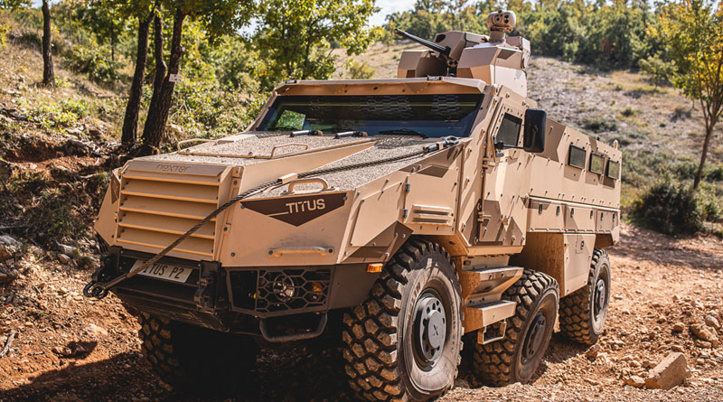 Nexter Group to Participate at IDEX 2021
