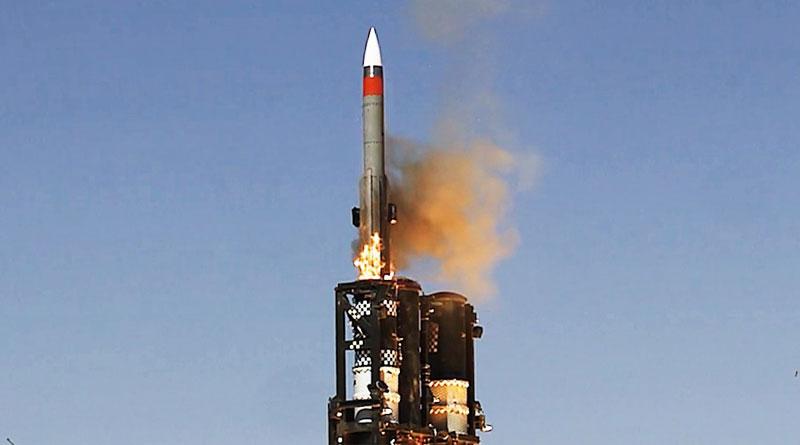 IAI Demonstrates Extended Air Defense Capabilities for Longer Range and Ballistic Threats