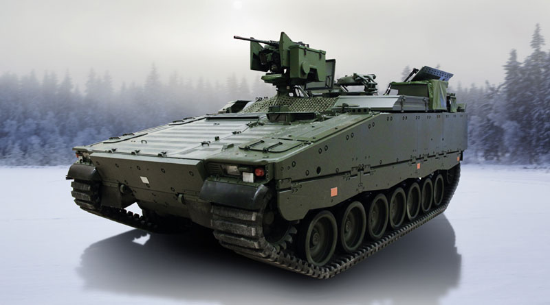 Norwegian Army to add More CV90s to its Fleet