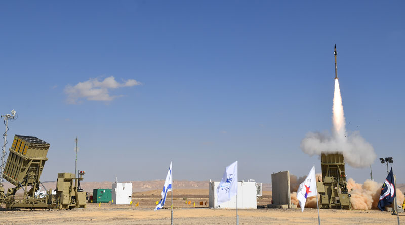 Israel Makes Progress in the Development of Iron Dome