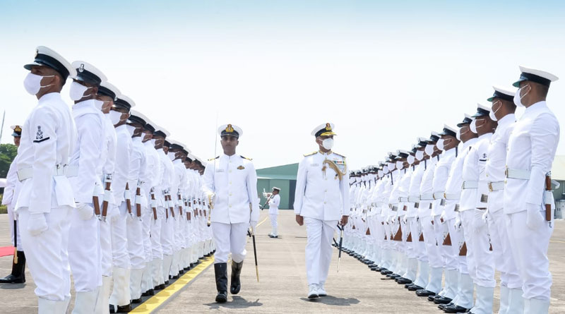 FOC-In-C, Western Naval Command Visits Goa Naval Area