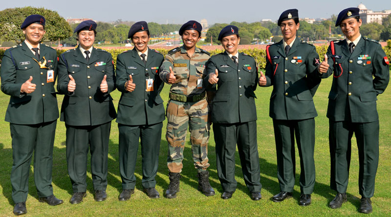 Women Officers 'Proud' and 'Privileged' to be Part of the Indian Army