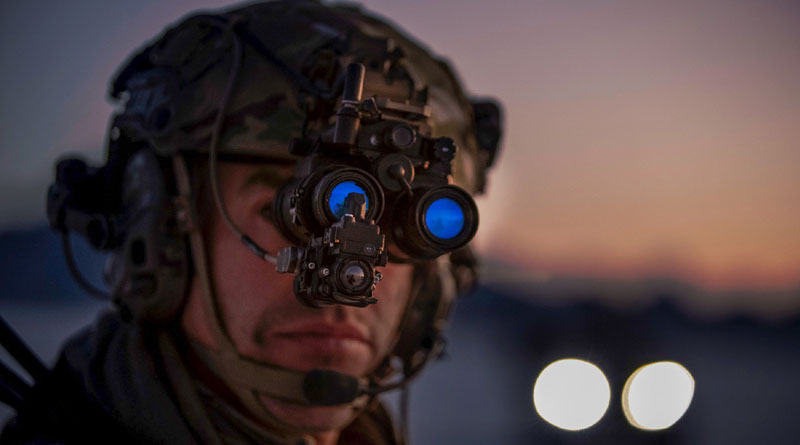Elbit Systems Selected to Supply Night Vision Goggles by German Federal Police